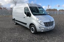 Renault Master MM35 DCI S/R P/V 125 DRW