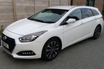 Hyundai I40 1.7 CRDi BUSINESS SE NAV AUTO 141PS Tourer Blue Drive