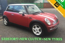 MINI Hatch 1.6 Cooper Chilli Pack