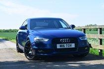 Audi A4 Black Edition 2.0 TDI 143PS