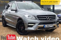Mercedes M Class ML350 BLUETEC SPORT