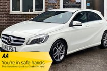 Mercedes A Class A200 BLUEEFFICIENCY SPORT