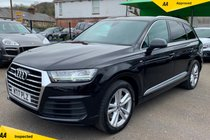 Audi Q7 3.0 TDI V6 S line Tiptronic quattro (s/s) 5dr