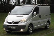 Vauxhall Vivaro 2700 CDTI SPORTIVE 115 BHP 6 SPEED SWB - NOT TRAFIC