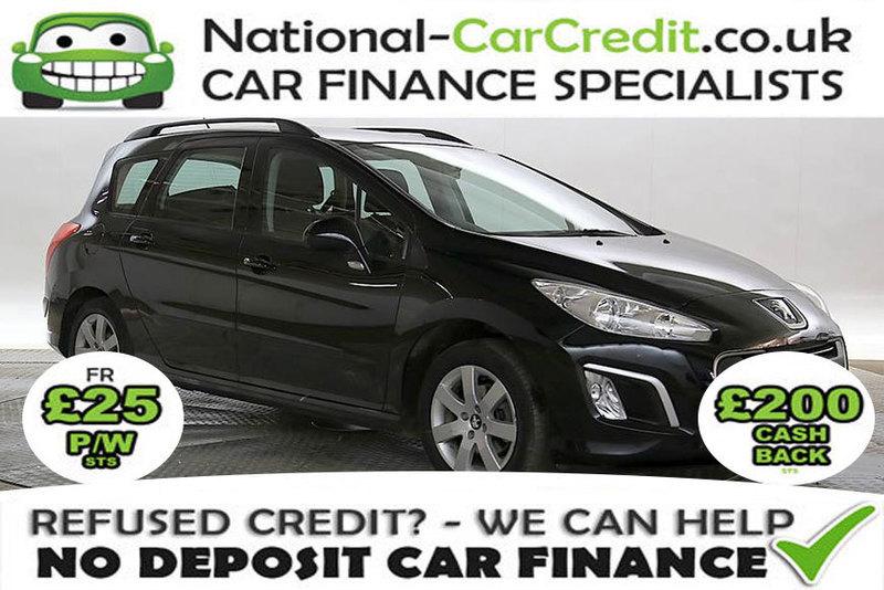 peugeot 308 1 6 hdi 92 sr good bad credit car finance national car credit ltd. Black Bedroom Furniture Sets. Home Design Ideas