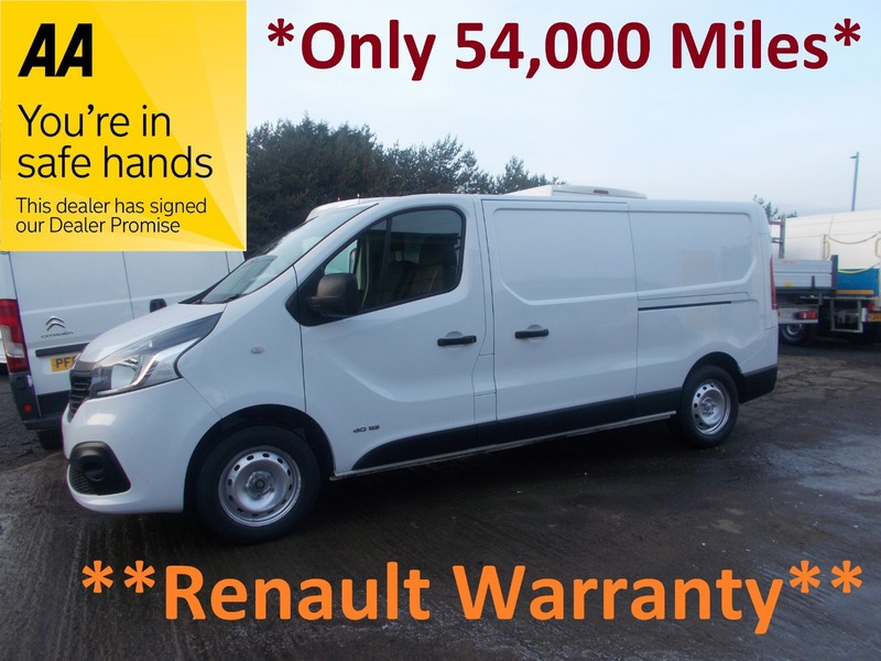 5b1110a814 Renault Trafic LL29 BUSINESS PLUS DCI S R P V
