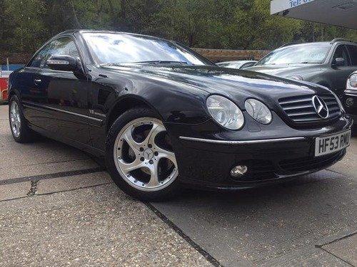 Mercedes CL CL 500