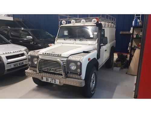 Land Rover Defender 110 4CYL SW DT
