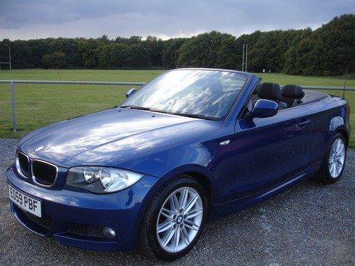BMW 120 120D M SPORT