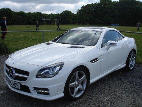 Mercedes SLK 1.8 SLK 200 BLUEEFFICIENCY AMG SPORT