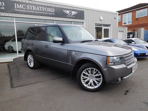 Land Rover Range Rover 4.4 TDV8 AUTOBIOGRAPHY AUTO 4WD - Quick And Easy Finance 6.9% APR Representative