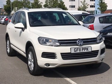 Volkswagen Touareg 3.0 V6 TDI SE BLUEMOTION TECHNOLOGY