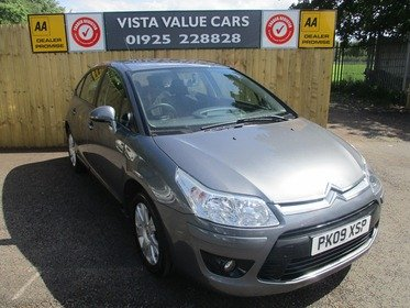 Citroen C4 1.6HDI 16V SX EGS 110HP, LOVELY CLEAN CAR