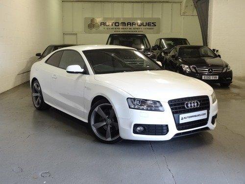 Audi A5 2.0 TFSI BLACK EDITION 211PS