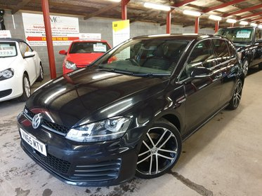 Volkswagen Golf 2.0TDi BLUEMOTION TECH GTD DSG (SAT NAV, ADAPTIVE CRUISE)