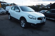 Nissan Qashqai Acenta 1.5 dCi ONLY 55,090 MILES ! 99% FINANCE APPROVAL !