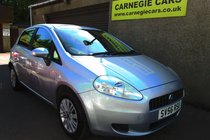 Fiat Grande Punto DYNAMIC - 12 MONTHS MOT, SERVICED, WARRANTY AND AA COVER