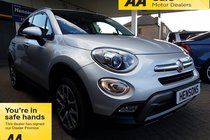 Fiat 500 MULTIJET CROSS PLUS