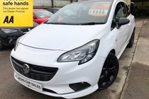 Vauxhall Corsa LIMITED EDITION ECOFLEX 1.4 STUNNING EXAMPLE NICE SPEC ONLY 21,000 PX WELCOME