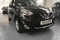 Nissan Micra ACENTA AUTOMATIC ONLY 4700 MILES, YES, 4700 MILES!!
