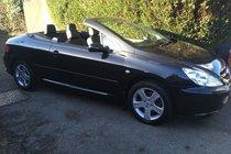 Peugeot 307 2.0 16V 138bhp Coupe Cabriolet