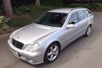 Mercedes C Class C220 CDI Avantgarde SE