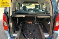 Citroen Berlingo HDI PLUS WHEEL CHAIR ADAPTED SERVICE HISTORY