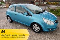 Vauxhall Corsa ENERGY CDTI - FULL MOT - FULL SERVICE HISTORY -