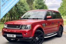 Land Rover Range Rover Sport TDV8 HSE - TURBOS REPLACED