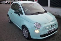 Fiat 500 1.2i Pop S/S FULL FIAT HISTORY ONE LADY OWNER LOW MILEAGE