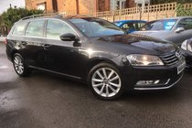 Volkswagen Passat Executive TDI 2.0 140 PS BMT
