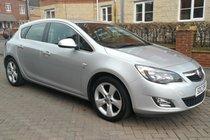 Vauxhall Astra SRi 1.6i 16v VVT