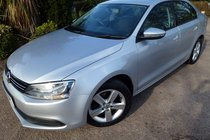 Volkswagen Jetta SE TDI BLUEMOTION TECHNOLOGY