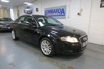 Audi A4 T FSI SE