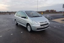 Citroen Xsara Picasso 1.6 HDi 92hp VTX - FULL MOT - 9x SERVICE STAMPS TO DATE - ANY PX