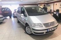 Volkswagen Sharan SE TDI (140BHP)