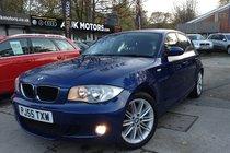 BMW 1 SERIES 116i M SPORT (PETROL ECO 1.6CC) GENUINE M-SPORT PRICED EXTREMELY SENSIBLE