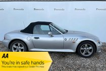 BMW Z3 Z3 ROADSTER - IDEAL FOR SOME FUN IN THE SUN!! - Future collectors item!!!