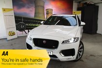 Jaguar F-Pace V6 S AWD