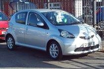 Toyota AYGO VVT-I PLATINUM 65,000 MILES SERVICE HISTORY
