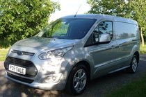 Ford Connect 240 LIMITED L2 1.5 TDCi (Moondust Silver)
