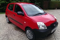 Kia Picanto 1.0 S 5dr Great first car!