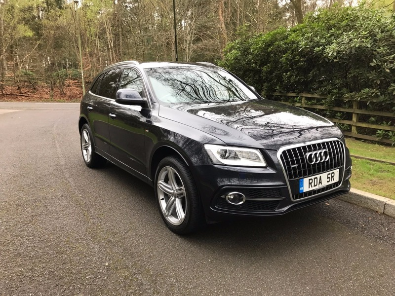 audi q5 3 0 tdi s line plus s tronic quattro the web car site. Black Bedroom Furniture Sets. Home Design Ideas