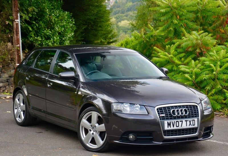 audi a3 2 0 tdi quattro s line sportback 170ps rivelin motor company. Black Bedroom Furniture Sets. Home Design Ideas