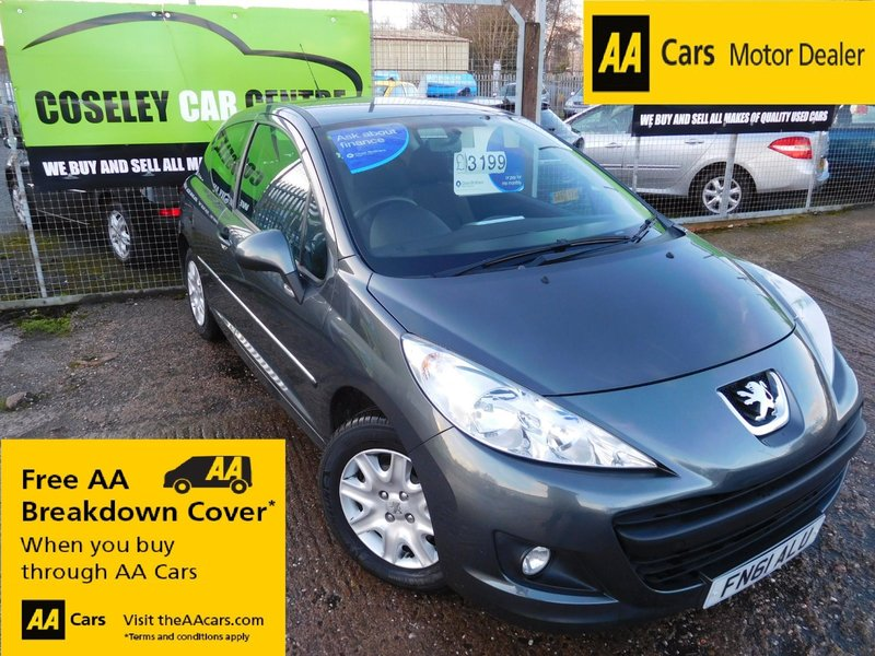 Peugeot 207 Access 1.4 HDi ACCESS **ONLY £20 A YEAR ROAD TAX ...