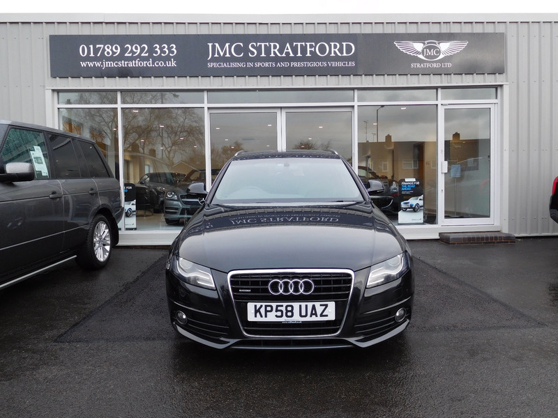 audi a4 avant avant 3.2 fsi quattro s line low rate finance at 6.9
