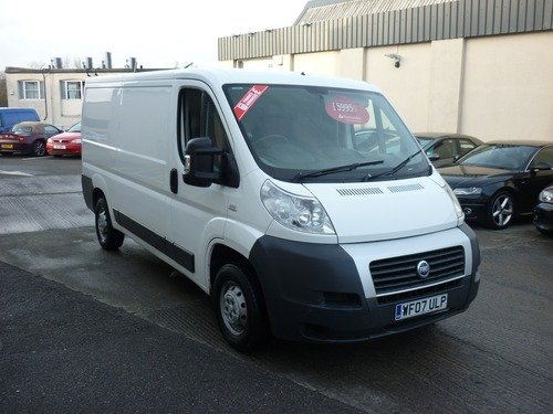 Fiat Ducato 30MWB Multijet From £128.53pm