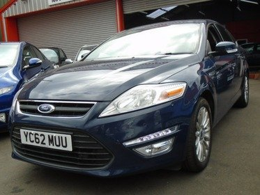 Ford Mondeo 1.6TDCI ZETEC BUSINESS EDITION 115PS