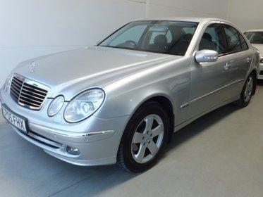Mercedes E Class E220 CDI AVANTGARDE