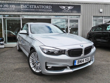BMW 3 SERIES 2.0 320d Luxury GT - Quick And Easy Finance 6.9% APR Representative